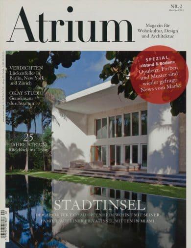 Atrium - Innenarchitekturbüro - Innenarchitekt in Berlin. Raum | Plan. Carola Baumgarten