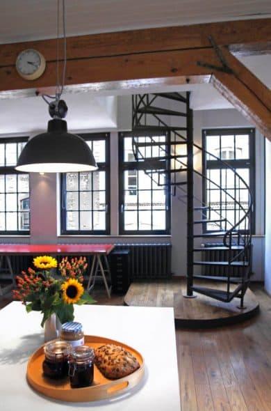 Fabrik - Innenarchitekturbüro - Innenarchitekt in Berlin. Raum | Plan. Carola Baumgarten