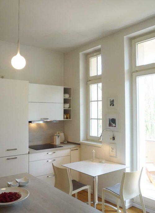 Altbau 2 - Innenarchitekturbüro - Innenarchitekt in Berlin. Raum   Plan. Carola Baumgarten