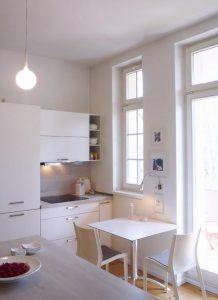 Altbau - Innenarchitekturbüro - Innenarchitekt in Berlin. Raum   Plan. Carola Baumgarten