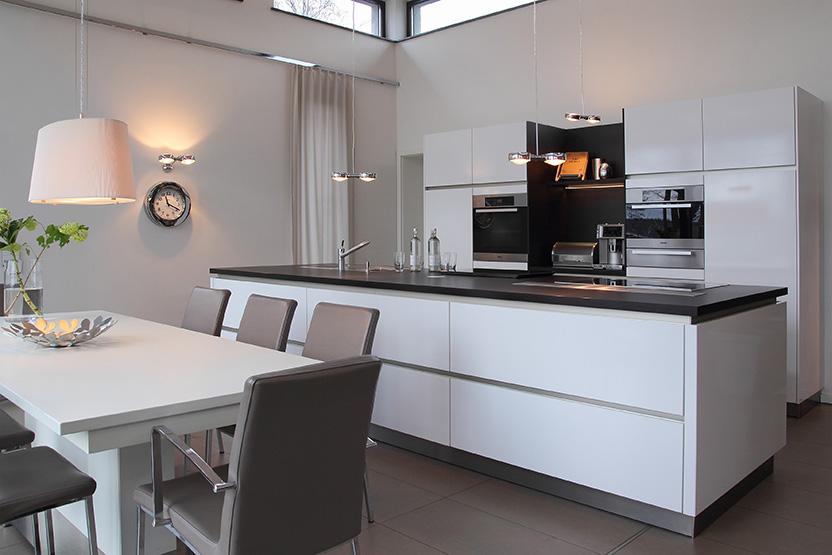 Küche, Gestaltung, Esstisch, Küchenzeile