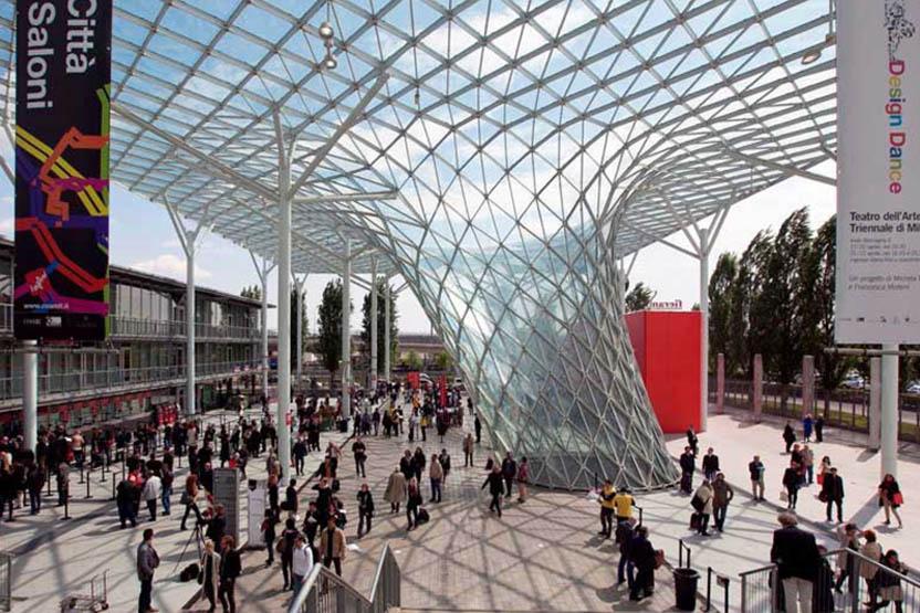 2019 Innenarchitektin aus Berlin - Mailand