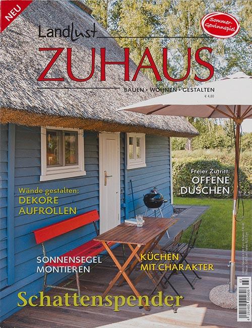 Carola Baumgarten Innenarchitektin Berlin Anbau in Berlin Landlust ZUHAUS 1