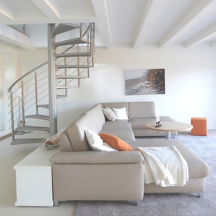 Treppe groß - Innenarchitektur Büro Berlin